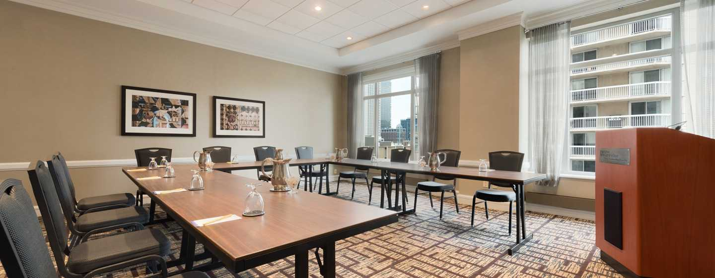 Hilton Garden Inn Chicago Downtown/Magnificent Mile Hotel, USA – Meetingraum