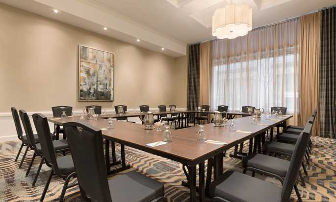 Hotel Hilton Garden Inn Chicago Downtown/Magnificent Mile, EE. UU. - Sala de reuniones