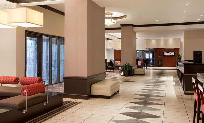 Hotel Hilton Garden Inn Chicago Downtown/Magnificent Mile, EUA – Lobby