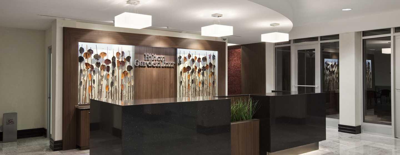 Hotel Hilton Garden Inn Chihuahua, México - Lobby