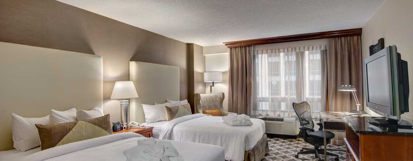 Hilton Garden Inn Washington DC Downtown hotel, U.S. - Quarto Double