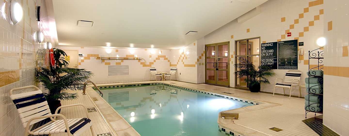 Hilton Garden Inn Washington DC Downtown hotel, U.S. - Piscina coberta