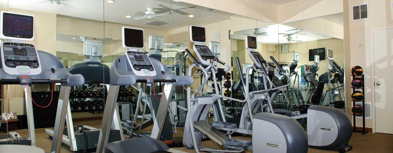 Hilton Garden Inn Washington DC Downtown Hotel, USA – Fitness Center