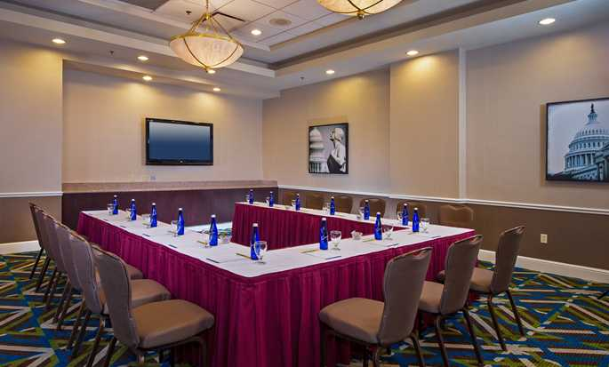 Hilton Garden Inn Washington DC Downtown hotel, U.S. - Cleveland Park Meeting Room
