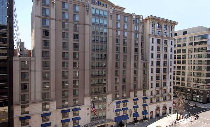 Hilton Garden Inn Washington D.C. Downtown Hotel, USA – Hotellets fasad
