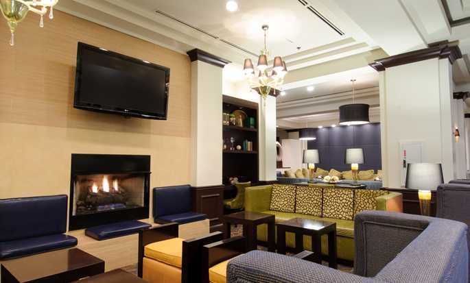 Hilton Garden Inn Washington D.C. Downtown Hotel, USA – Lobbyrestaurang