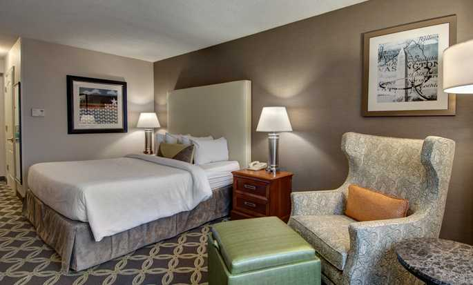 Hilton Garden Inn Washington DC Downtown hotel, U.S. - King Suite