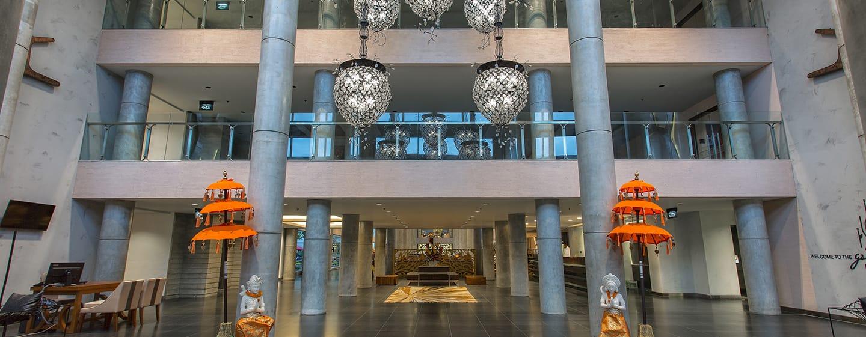 Hilton Garden Inn Bali Ngurah Rai Airport - ล็อบบี้ของโรงแรม