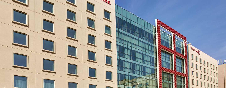 Hôtel Hilton Garden Inn Dubai Mall Of The Emirates, Émirats arabes unis - Extérieur