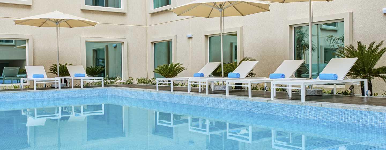 Hôtel Hilton Garden Inn Dubai Mall Of The Emirates, Émirats arabes unis - Piscine extérieure à débordement