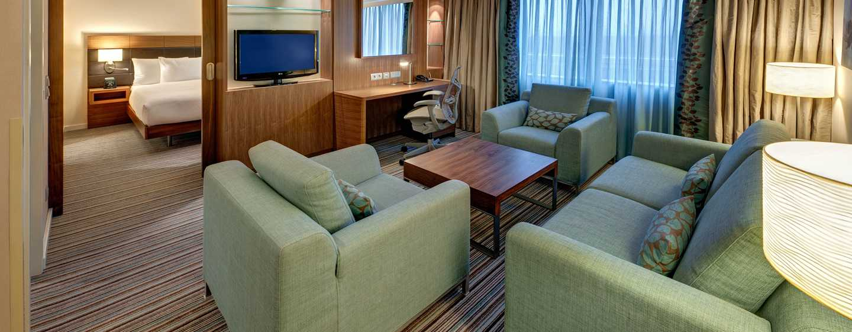 Hotel Hilton Garden Inn Frankfurt Airport, Alemania - Suite