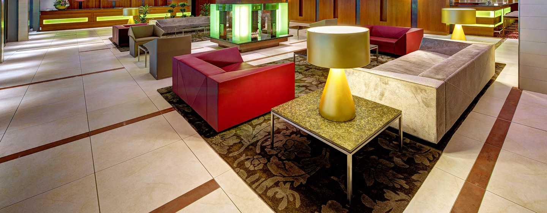 Hotel Foyer Frankfurt : Hôtels à l aéroport de francfort hôtel hilton garden inn