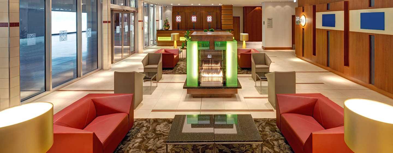 Hotel Hilton Garden Inn Frankfurt Airport, Alemania - Lobby
