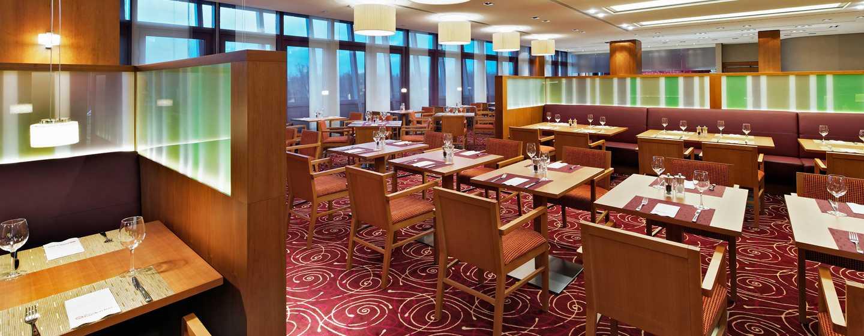 Hotel Hilton Garden Inn Frankfurt Airport, Alemania - Restaurante