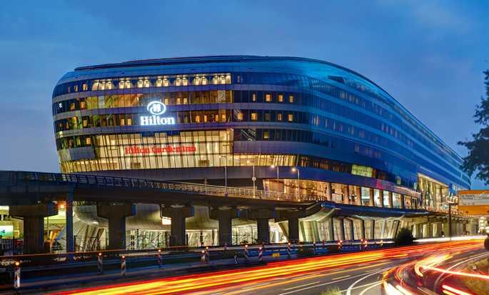 cc366d977db85 Hotel Hilton Garden Inn Frankfurt Airport