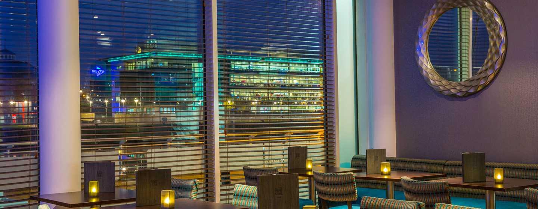 Hilton Garden Inn Glasgow City Centre, Großbritannien– Bar