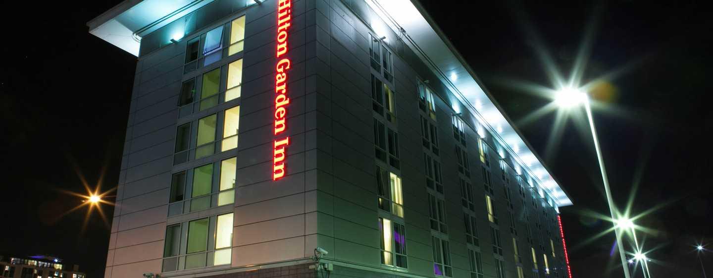 Hilton Garden Inn Glasgow City Centre, Großbritannien– Außenbereich des Hotels in Glasgow