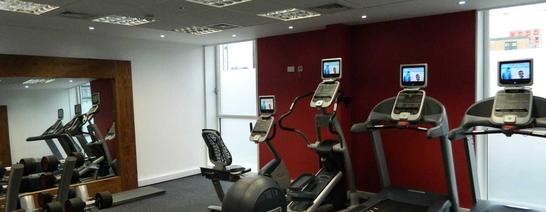 Hilton Garden Inn Glasgow City Centre, Großbritannien– Fitnesscenter
