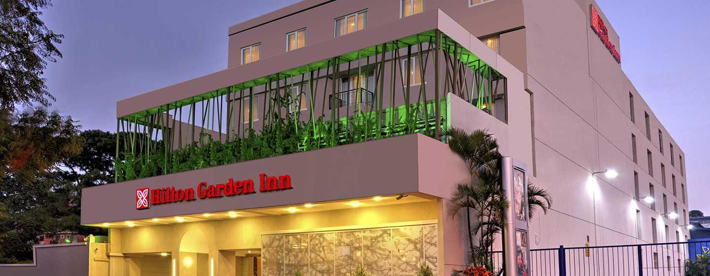 Hotel Hilton Garden Inn Guatemala City, Guatemala - Fachada del hotel