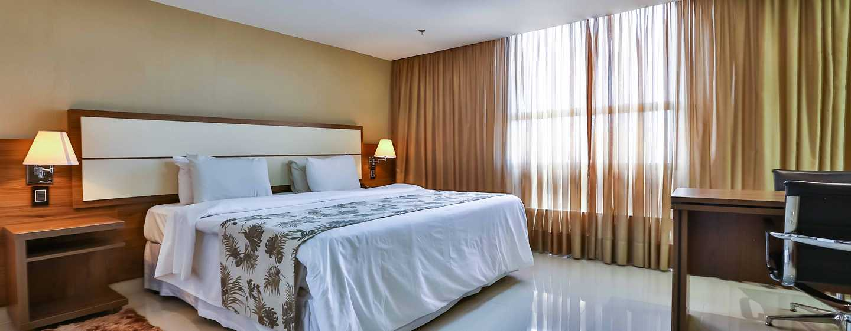 Hotel Hilton Garden Inn Goiânia,Goiás, Brasil – Quarto Deluxe