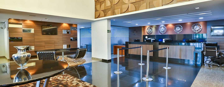 Hotel Hilton Garden Inn Goiânia, Goiás, Brasil – Recepção