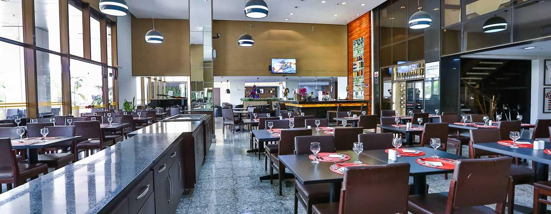 Hotel Hilton Garden Inn Goiânia,Goiás, Brasil – Restaurante