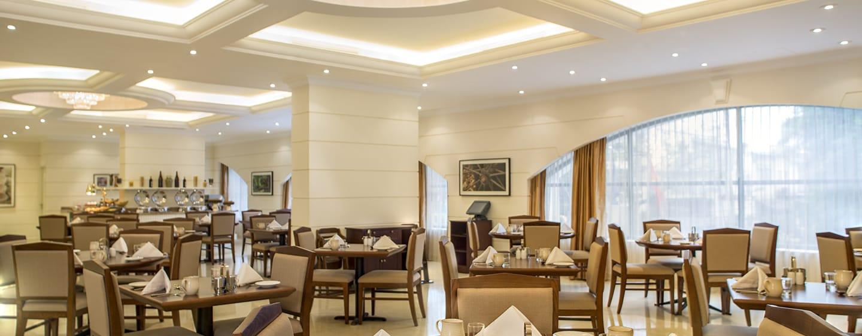 โรงแรม Hilton Garden Inn Hanoi เวียดนาม - ภัตตาคาร The Garden Grille