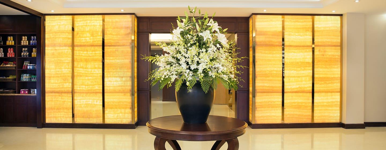 โรงแรม Hilton Garden Inn Hanoi เวียดนาม - ล็อบบี้โรงแรม Hilton Garden Inn Hanoi