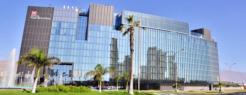 Hotel Hilton Garden Inn Iquique, Chile - Fachada del hotel