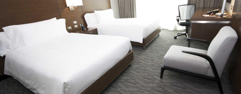 Hotel Hilton Garden Inn Iquique, Chile - Habitación con dos camas gemelas
