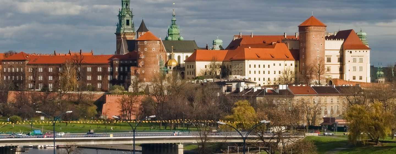 Hilton Garden Inn Kraków, Polska – Widok na Wawel