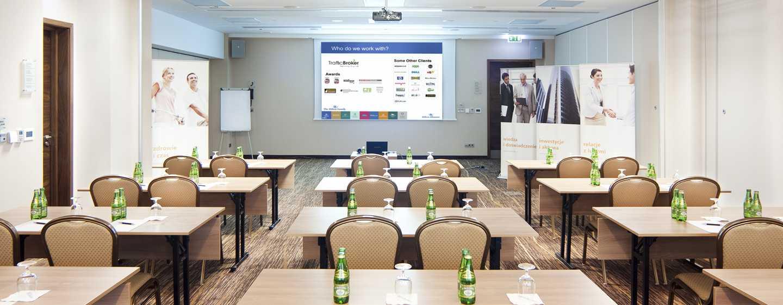 Hilton Garden Inn Kraków, Polska – Układ sali konferencyjnej
