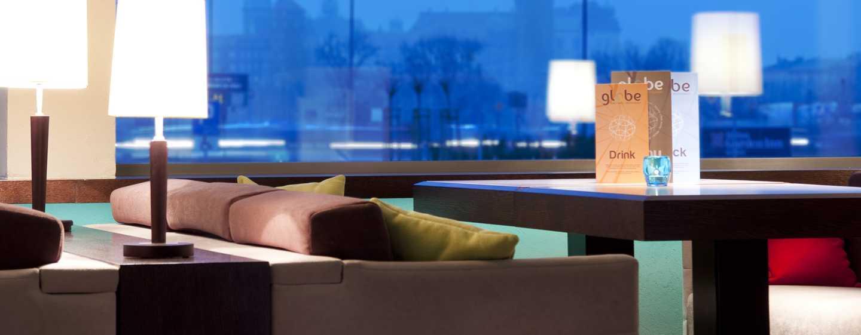 Hilton Garden Inn Kraków, Polska – Restauracja