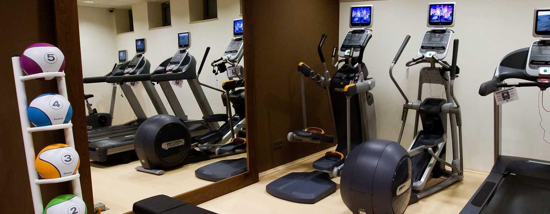 Hilton Garden Inn Kraków, Polska – Centrum fitness