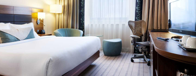 Hilton Garden Inn Kraków, Polska – Pokój dla gości z łóżkiem King