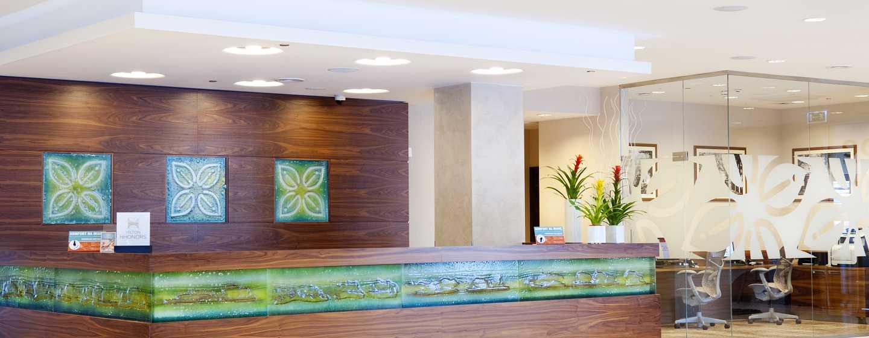 Hilton Garden Inn Kraków, Polska – Lobby