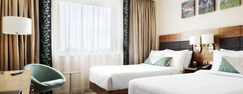 Hilton Garden Inn Kraków, Polska – Pokój Evolution z łóżkami Twin
