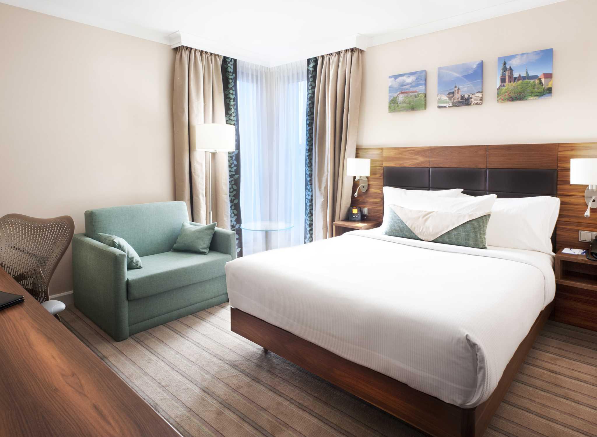 Hilton Garden Inn Krakow Hotels im Zentrum von Krakau