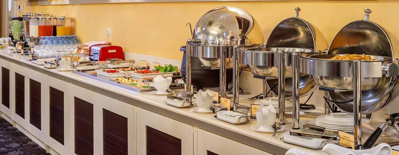Hotel Hilton Garden Inn Krasnodar, Rosja – Śniadanie