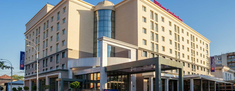 Hotel Hilton Garden Inn Krasnodar, Rosja – Fasada hotelu