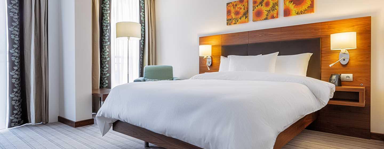 Hotel Hilton Garden Inn Krasnodar, Rosja – Sypialnia King