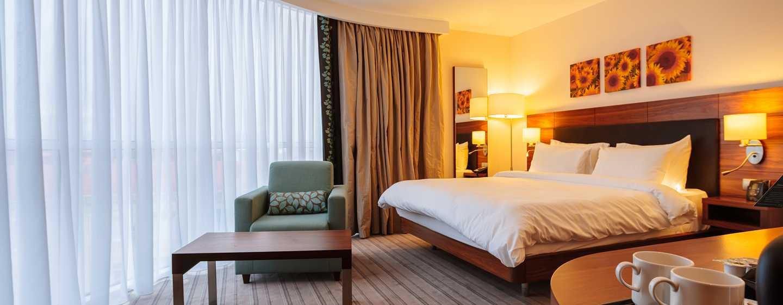 Hotel Hilton Garden Inn Krasnodar, Rosja – Pokój z panoramicznym widokiem