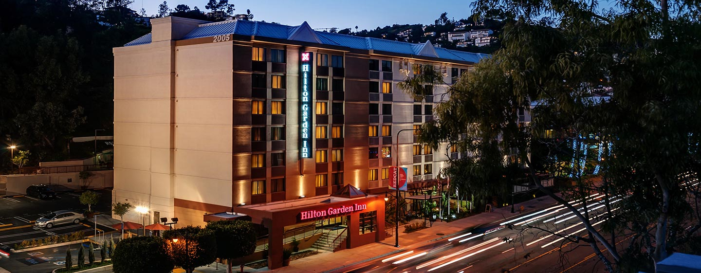 Hilton Garden Inn Los Angeles/Hollywood hotel -