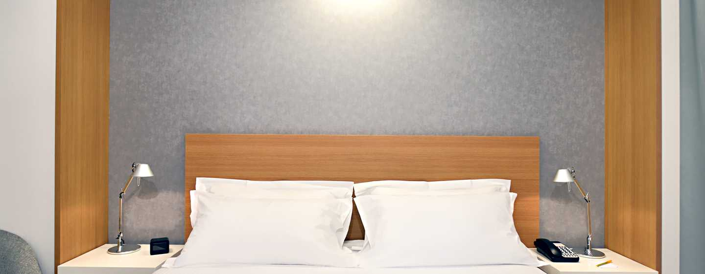 Hilton Garden Inn Milan North, Italia - Camera con letto king size