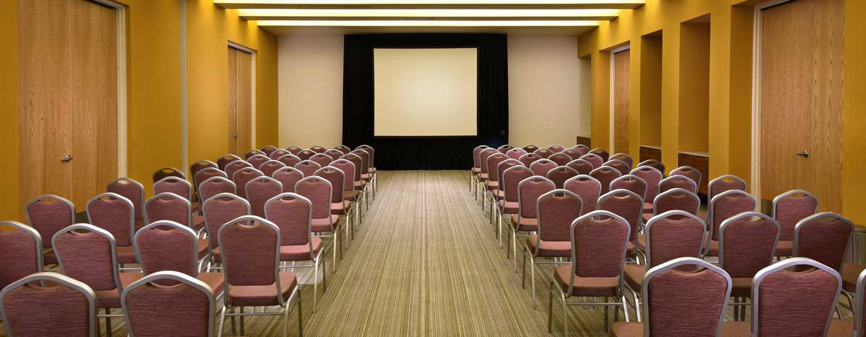 Hotel de aeropuerto Hilton Garden Inn Monterrey, México - Sala de reuniones