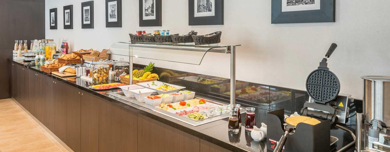 Hilton Garden Inn Munich City West Hotel, Deutschland– Frühstücksbuffet
