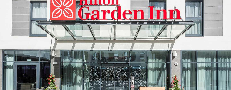 Hilton Garden Inn Munich City West Hotel, Deutschland– Hoteleingang