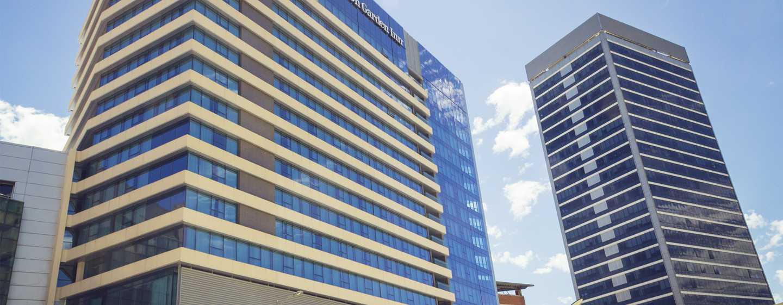 Hotel Hilton Garden Inn Montevideo, Uruguai - Exterior do hotel