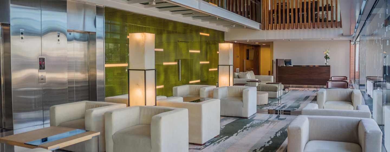 Hilton Garden Inn Montevideo, Uruguay - Lobby