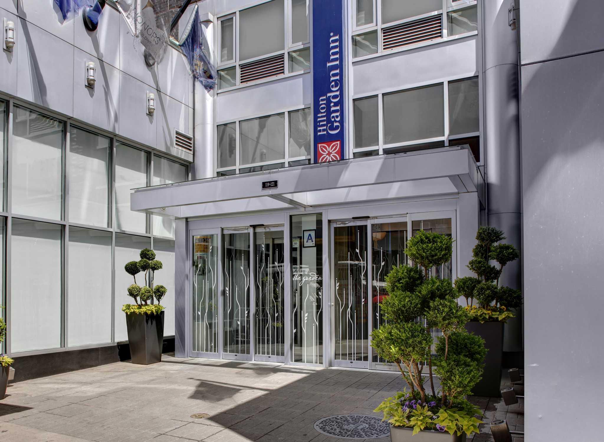 Hilton Garden Inn New York Manhattan Chelsea Hotel Pr Ximo Ao Empire State Building